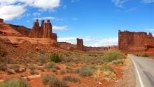 Národní park Arches: Informace, fotky, rady atipy pro návštěvníky