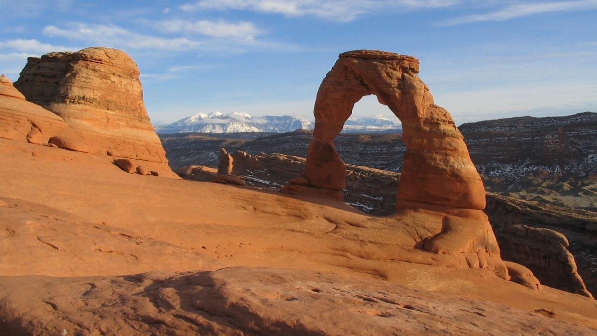 Delicate Arch v národním parku Arches | © Ken Lund
