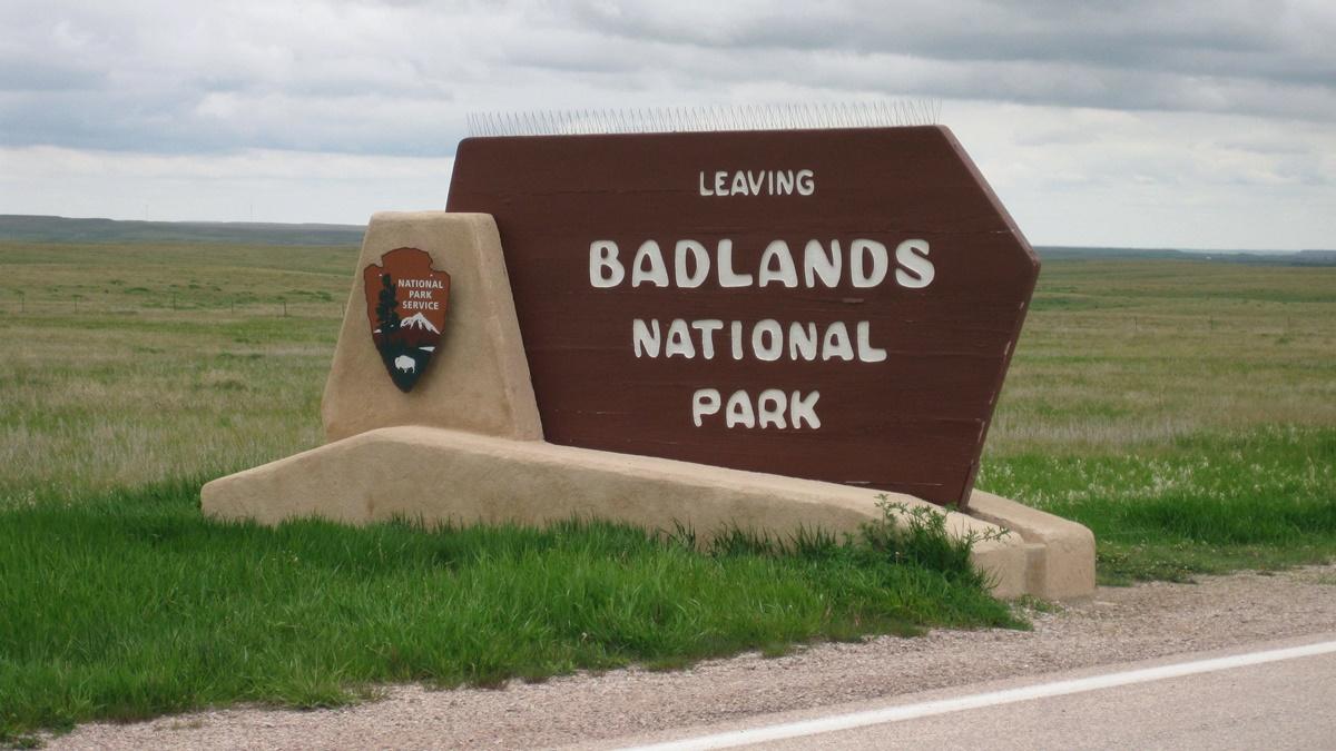Národní park Badlands | © Richie Diesterheft
