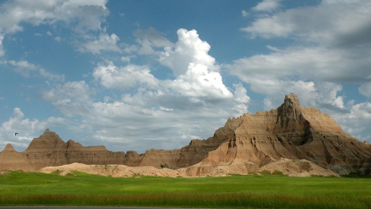NP Badlands v USA   © diosthenese