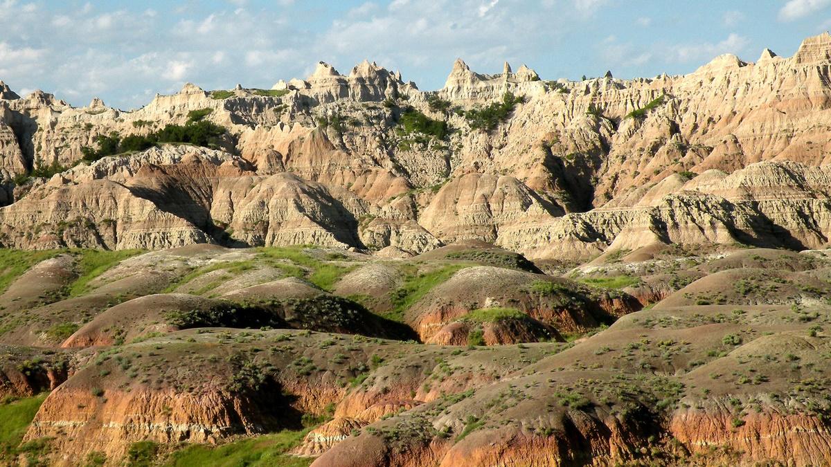 Badlands National Park   © diosthenese