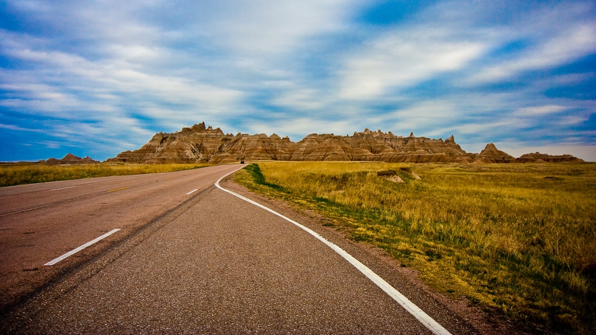 Badlands National Park | © Esther Lee