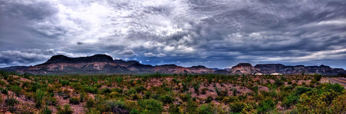 Národní park Big Bend | © Robert Hensley
