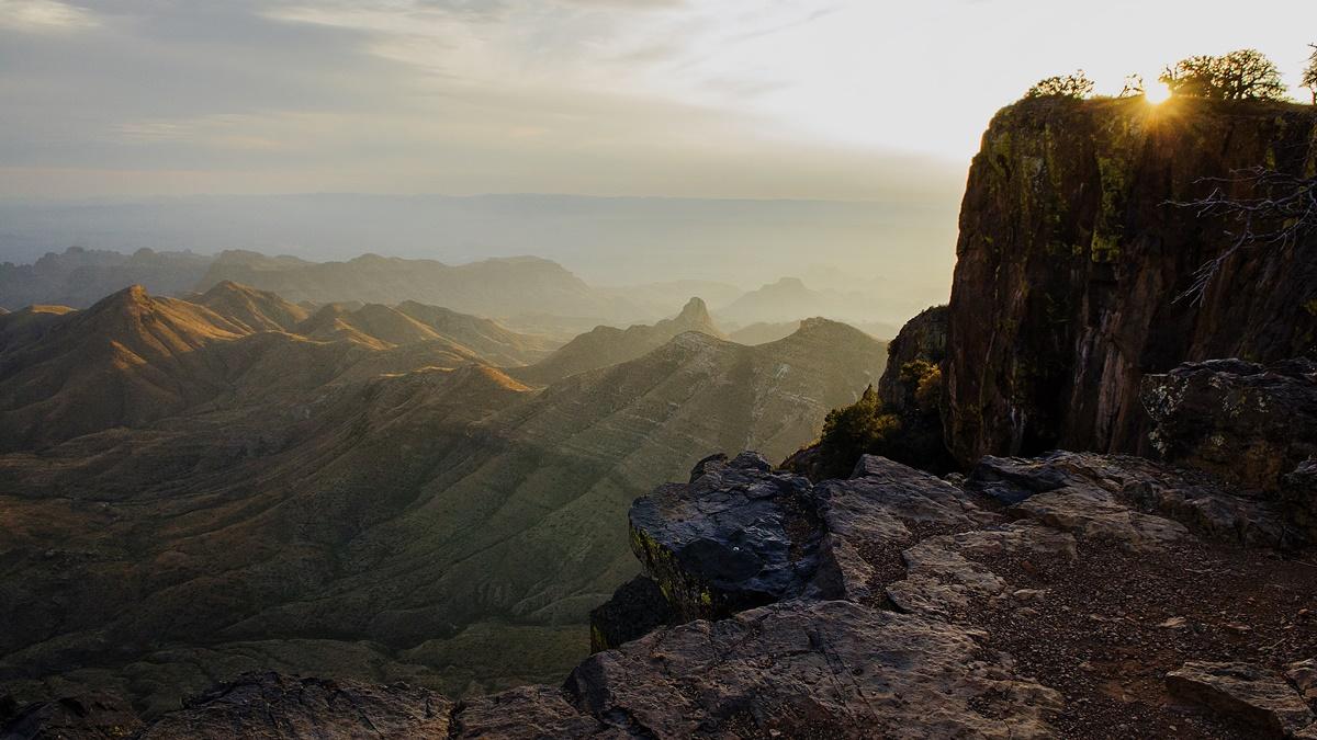 Národní park Big Bend | © Vincent Lock