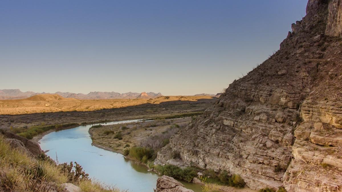 Národní park Big Bend | © Colin J. McMechan