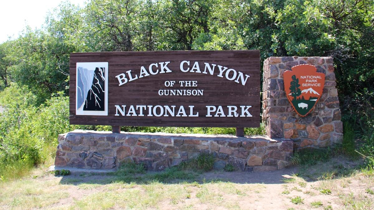 Národní park Black Canyon of the Gunnison | © daveynin