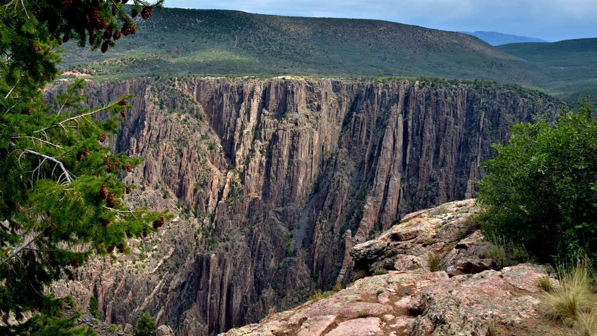 Národní park Black Canyon of the Gunnison | © dw_ross
