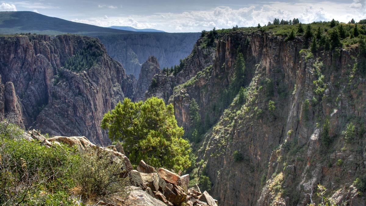 Národní park Black Canyon of the Gunnison | © mark byzewski