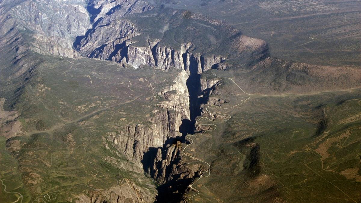 Národní park Black Canyon of the Gunnison | © Doc Searls