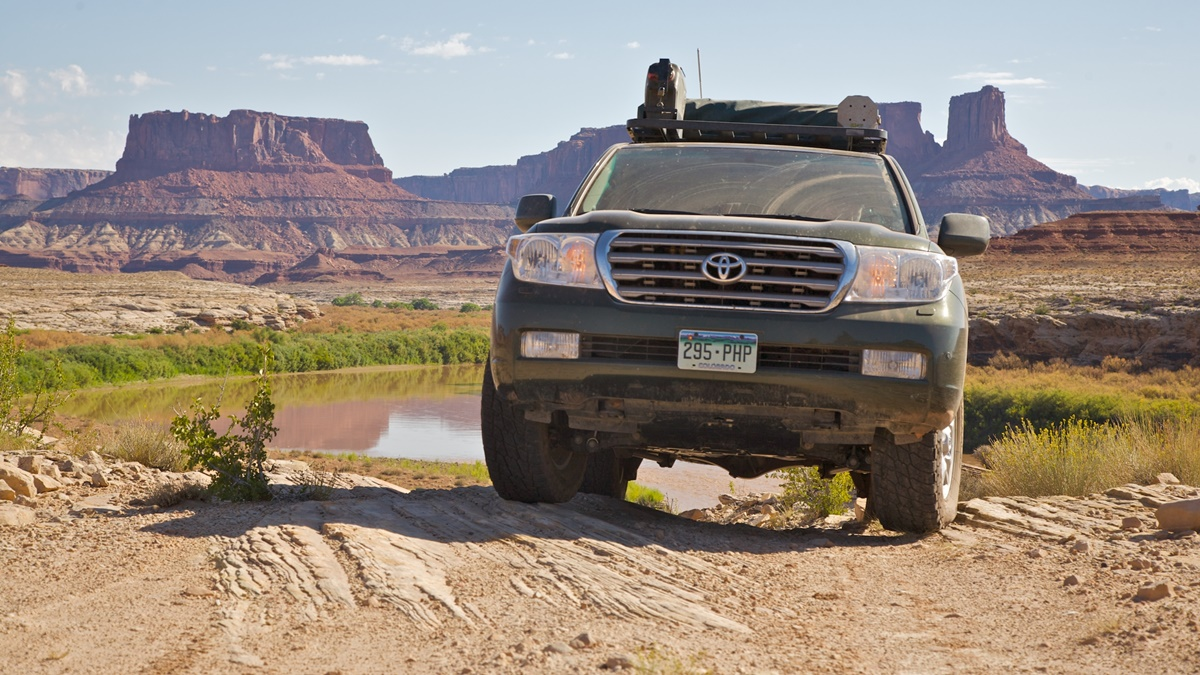 Národní park Canyonlands | © Nick Taylor