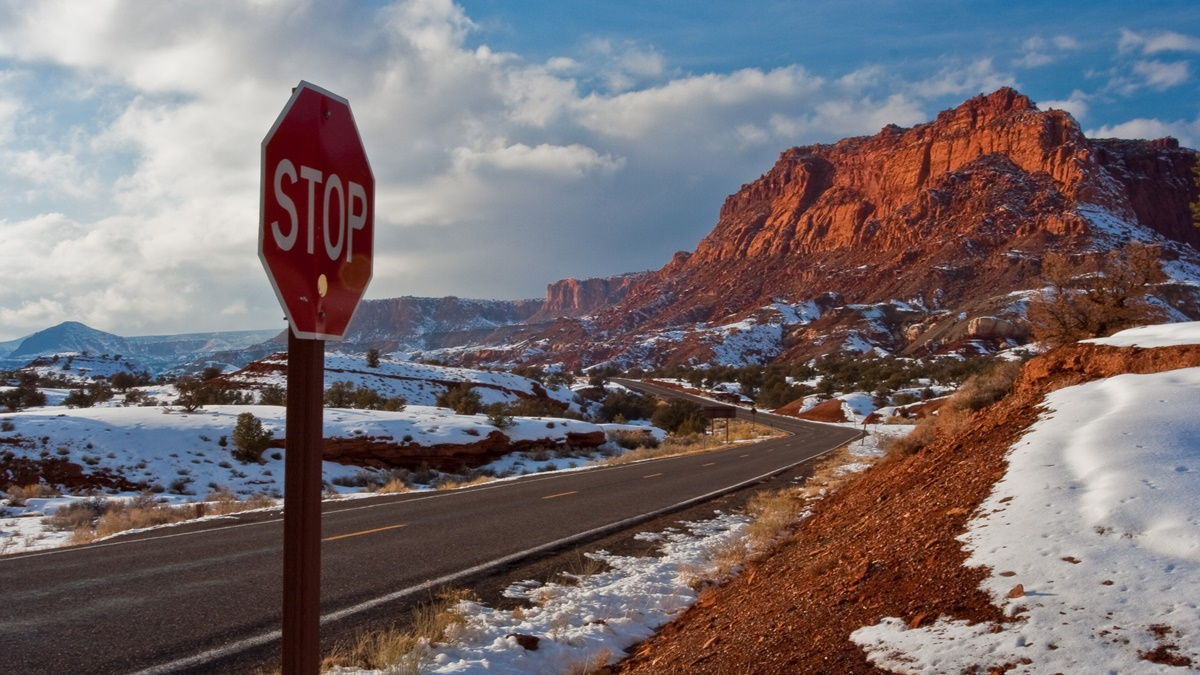 Capitol Reef National Park | © Esther Lee