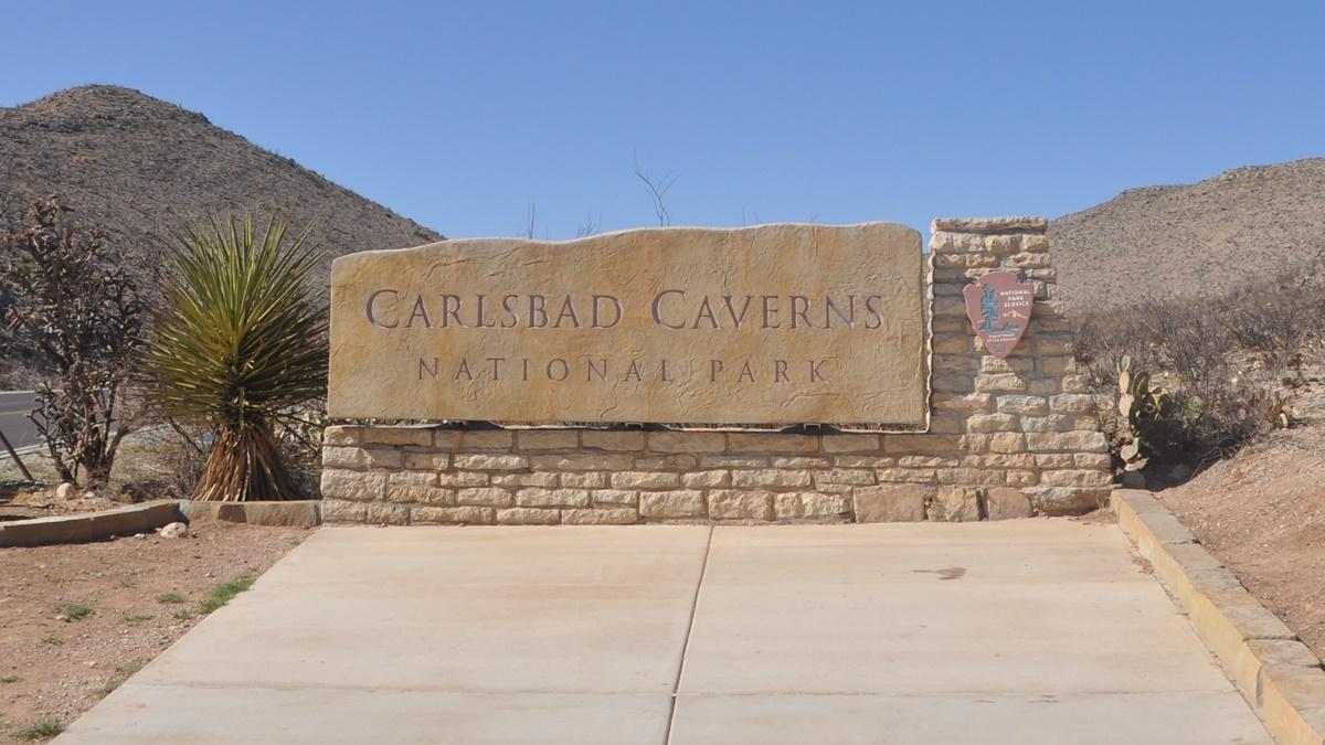 Národní park Carlsbad Caverns | © Tiffany LeMaistre