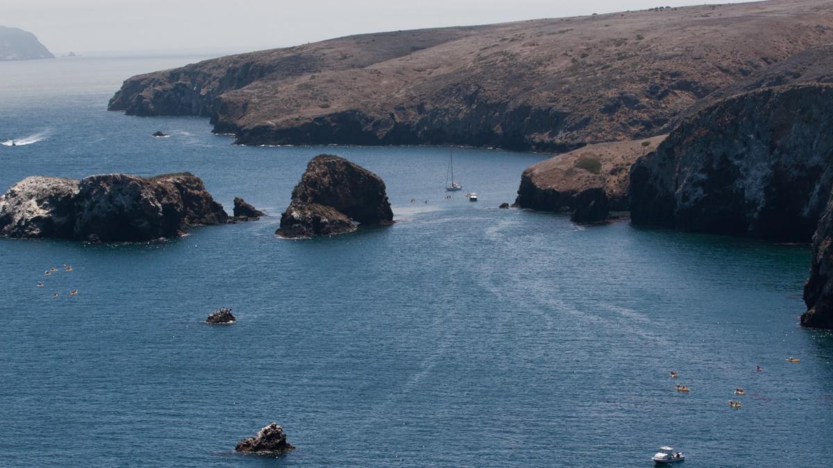 Národní park Channel Islands   © Andy Rusch