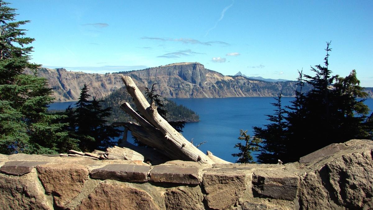 NP Kráterové jezero | © Don Graham