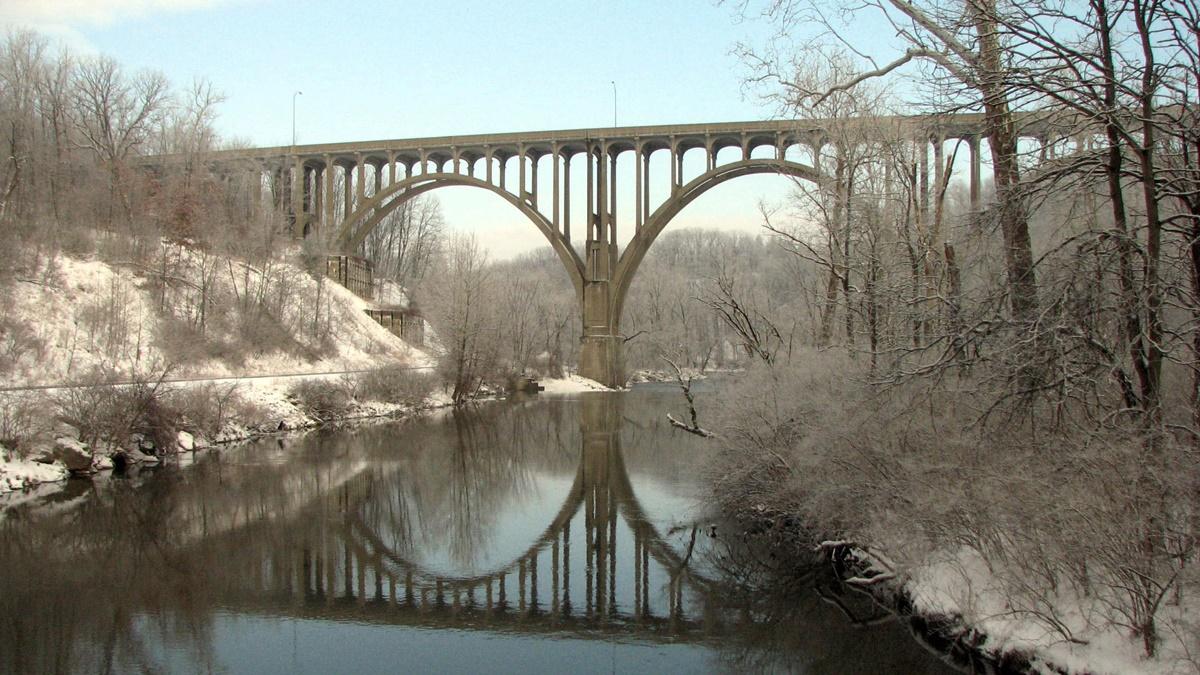 Národní park Cuyahoga Valley v zimě | © Joanne