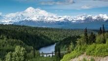 Národní park Denali na Aljašce: Informace, fotky, rady atipy pro návštěvníky