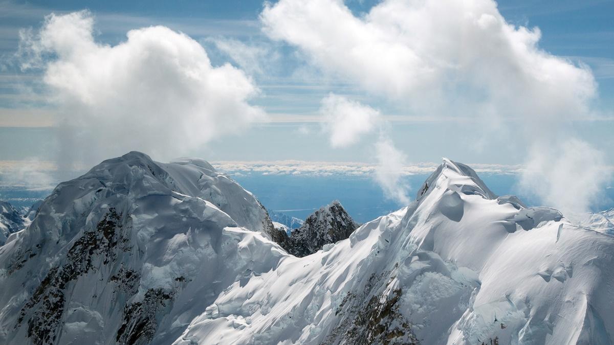 Národní park Denali na Aljašce | © Ross Fowler