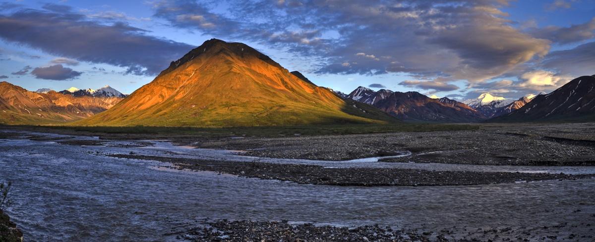 Národní park Denali na Aljašce | © NPS / Jacob W. Frank