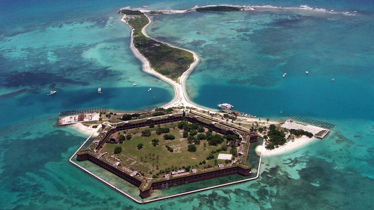 Fort Jefferson, Dry Tortugas National Park | © National Park Service