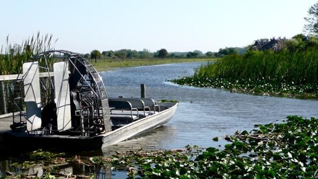 Národní park Everglades na Floridě | © http2007