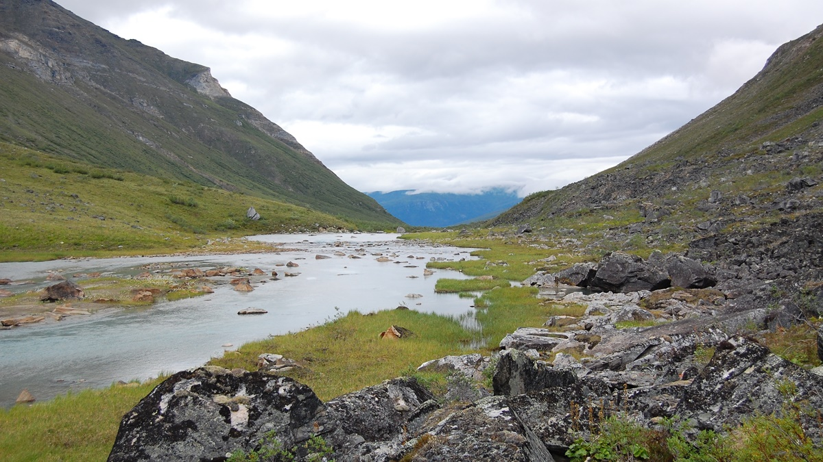 Národní park Gates of the Arctic | © ilya_ktsn