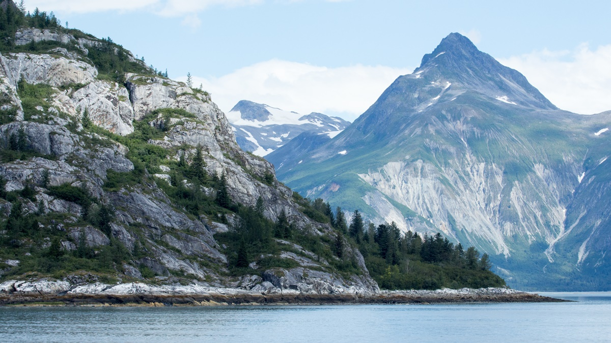 Národní park Glacier Bay | © mark byzewski