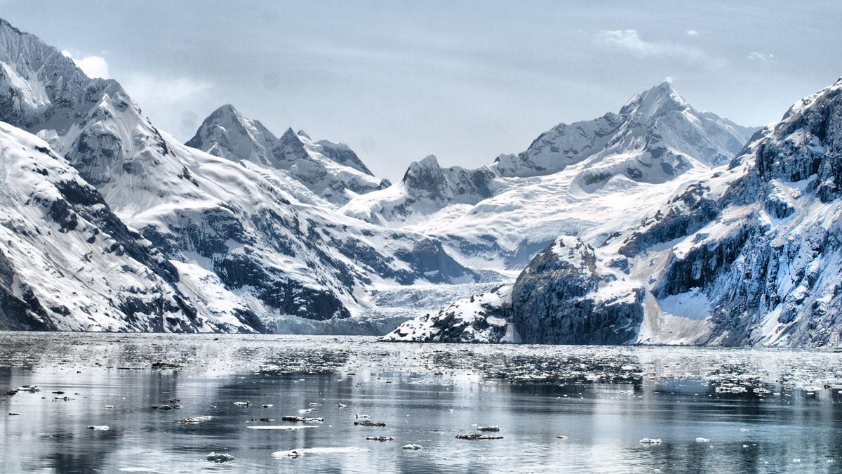 Národní park Glacier Bay | © Eric Frommer