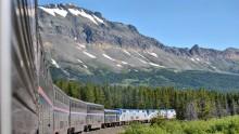 Národní park Glacier: Informace, fotky, rady atipy pro návštěvníky