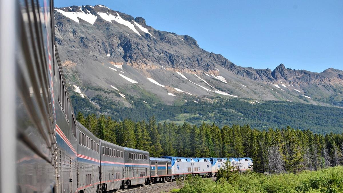 Národní park Glacier v Montaně   © Loco Steve