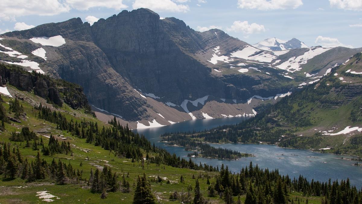 Glacier National Park   © Emily Hildebrand