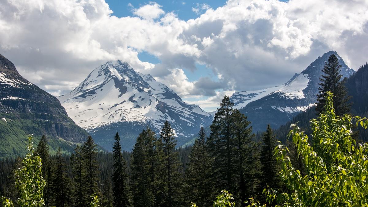 NP Glacier v Montaně   © Don DeBold