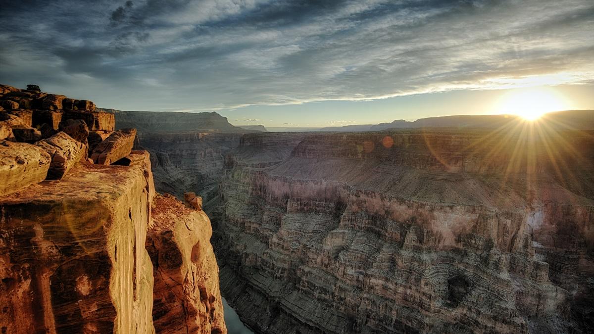 Toroweap v národním parku Grand Canyon | © John Fowler