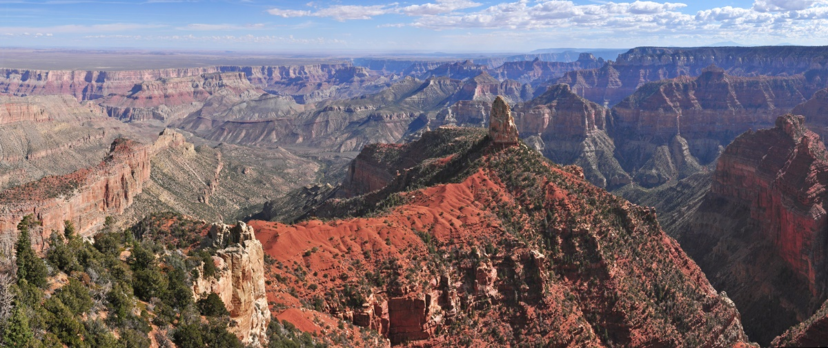 North Rim Point Imperial v Grand Canyon National Park | © Grand Canyon NPS