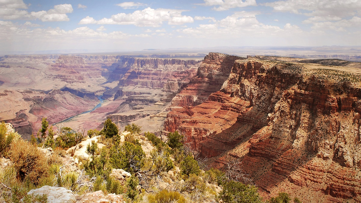 Desert View Point | © Grand Canyon NPS