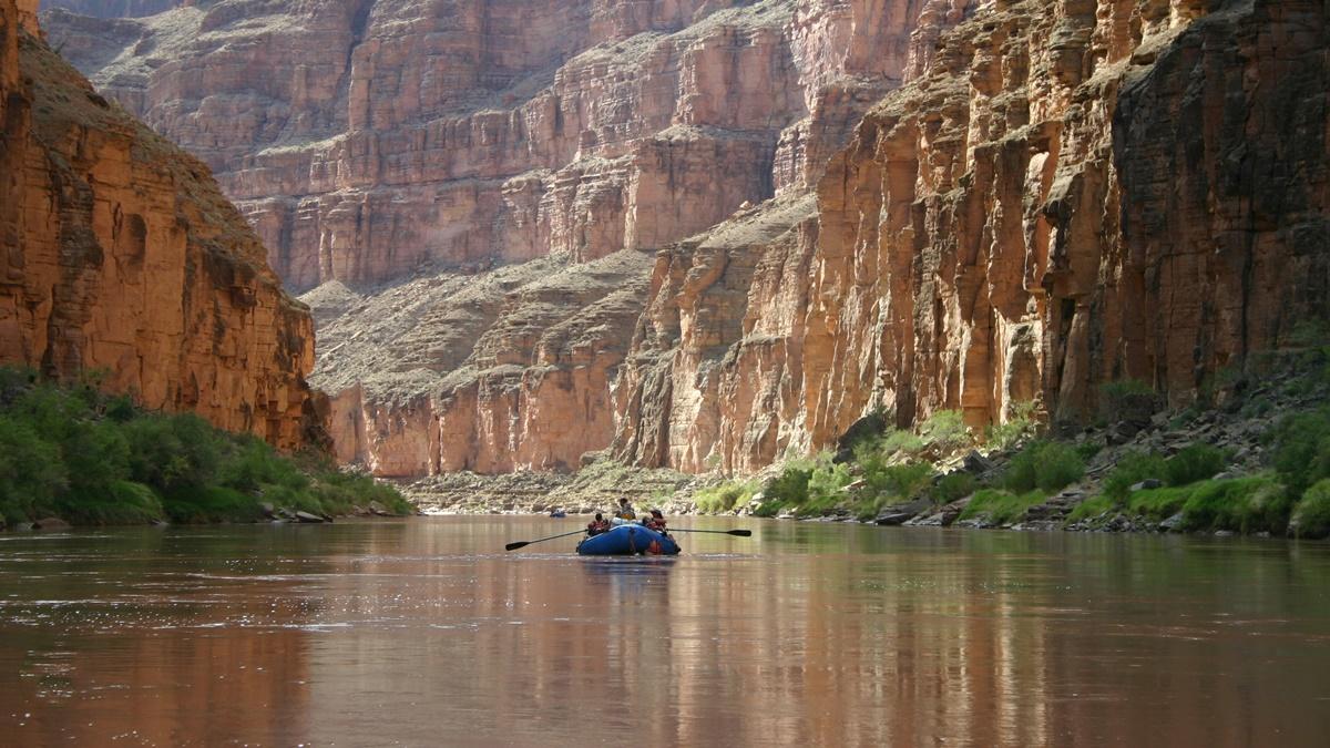 NP Grand Canyon a řeka Colorado | © Grand Canyon NPS