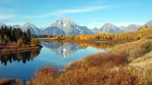 Národní park Grand Teton: Informace, fotky, rady atipy pro návštěvníky