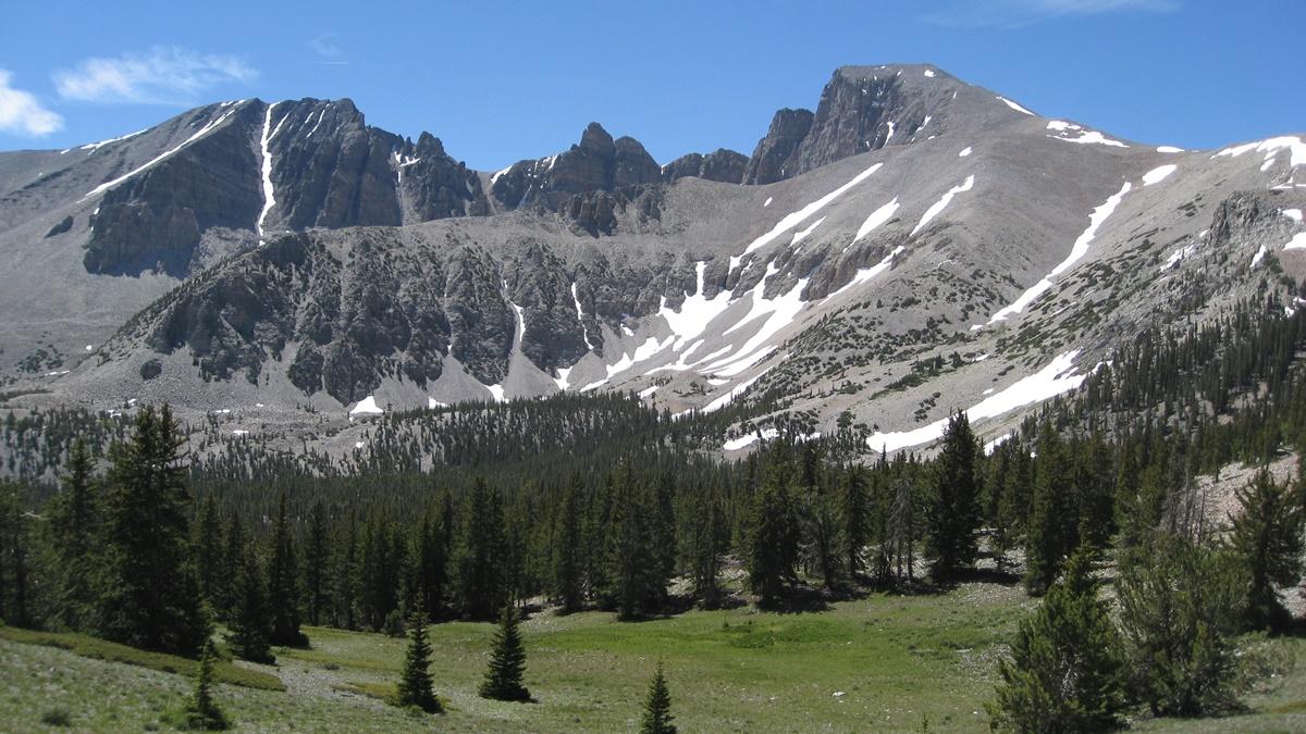 Wheeler Peak   © brewbooks