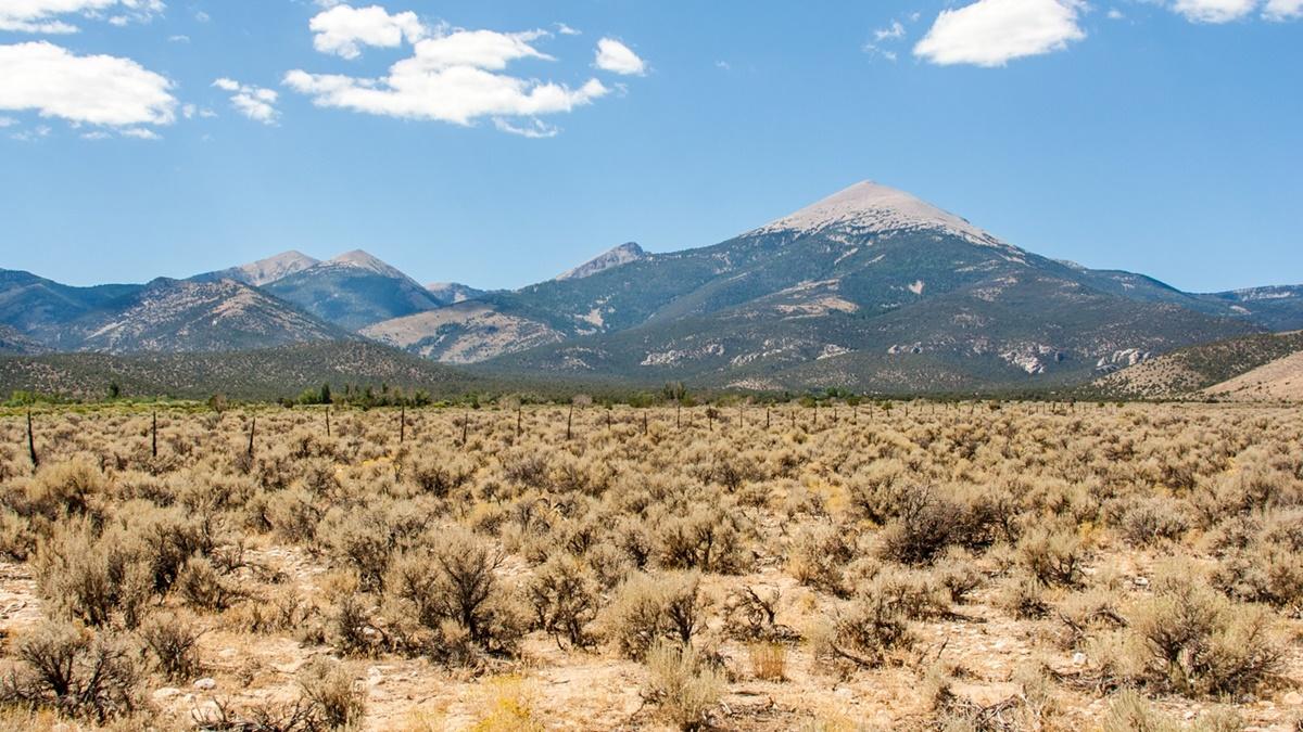 Wheeler Peak   © Paul VanDerWerf