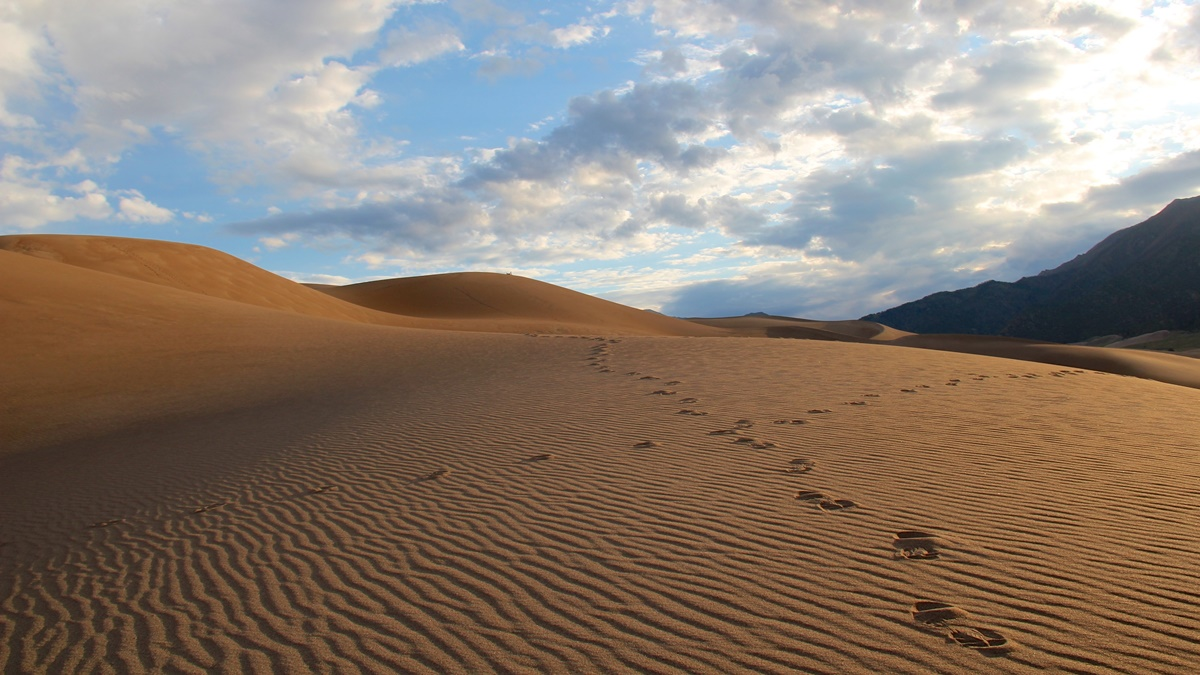 Národní park Great Sand Dunes | © daveynin