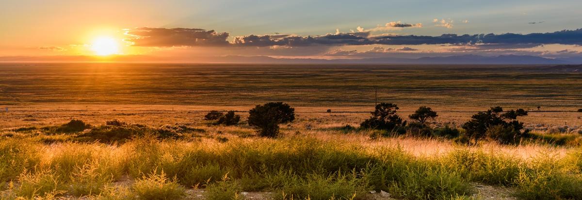 Národní park Great Sand Dunes | © Andrew E. Russell