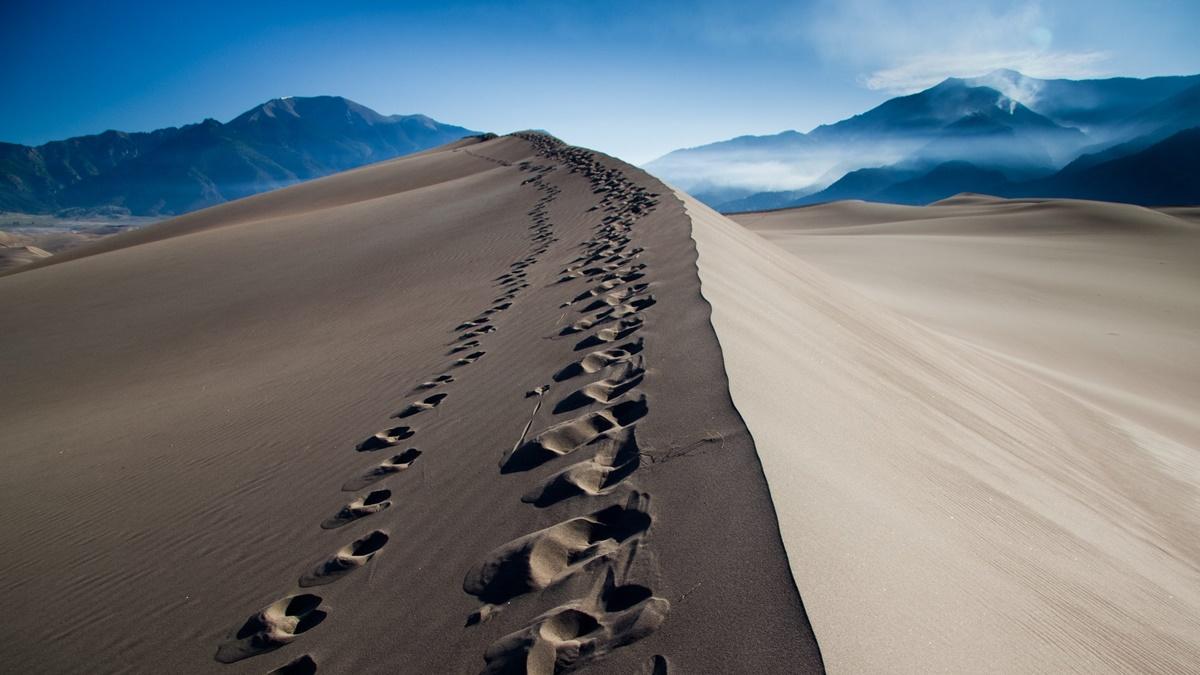 Great Sand Dunes National Park | © Filip Goč