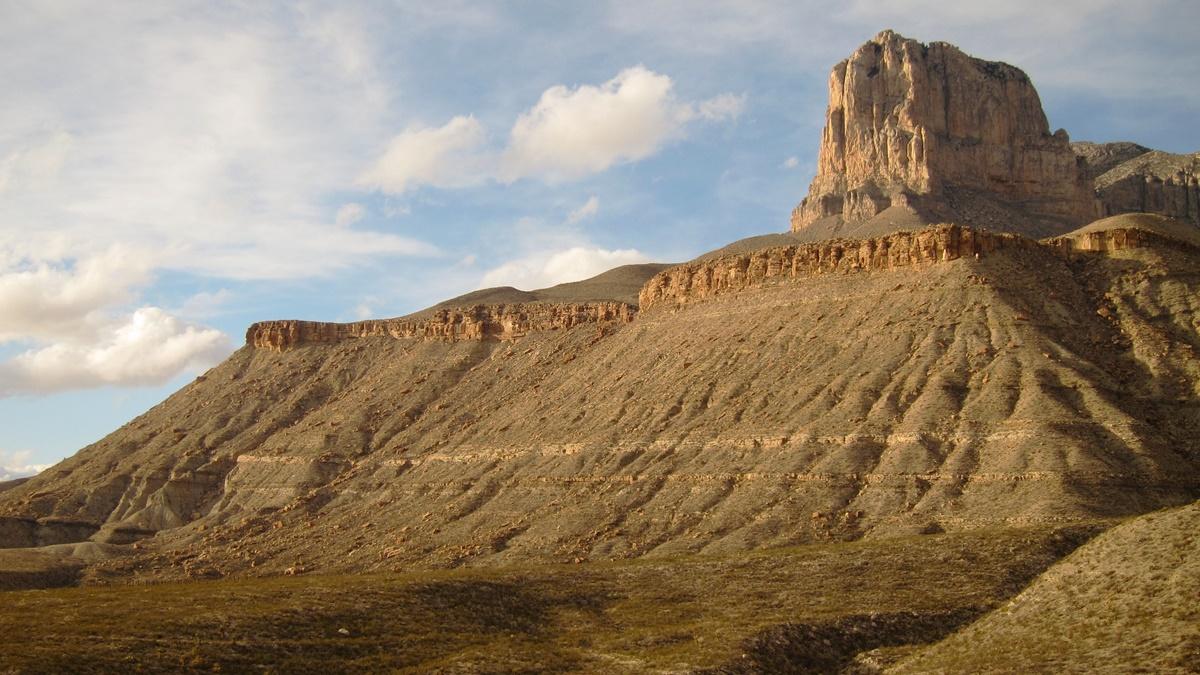 El Capitan v národním parku Guadalupe Mountains   © Miguel Vieira