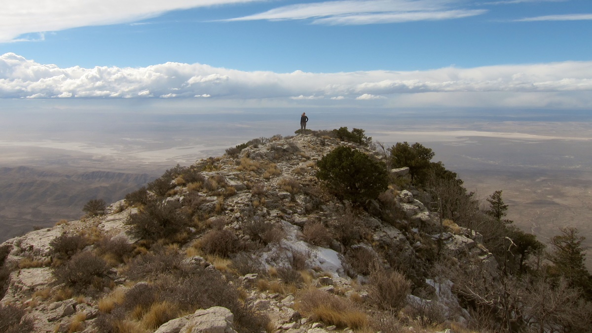 Guadalupe Mountains National Park   © Miguel Vieira