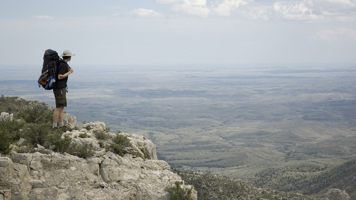NP Guadalupe Mountains   © Dustin Ground