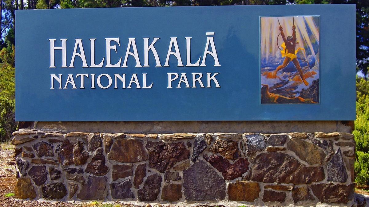Národní park Haleakala na Havaji | © Ron Cogswell