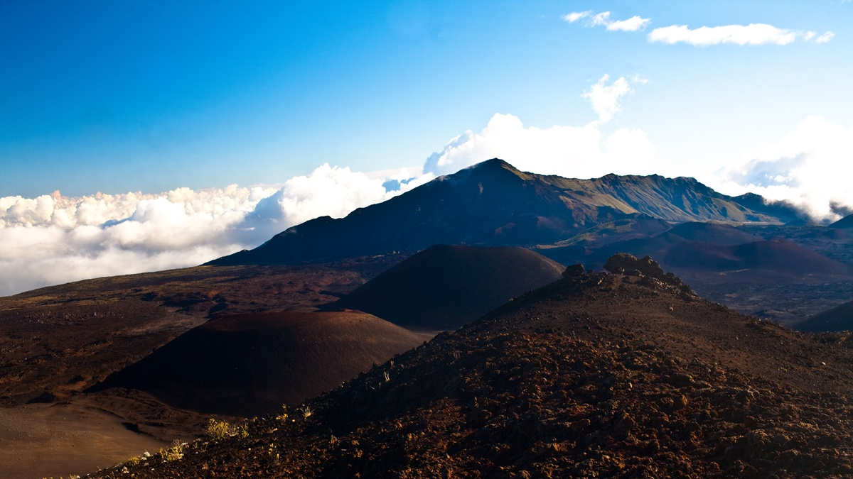 NP Haleakala na Havaji   © Esther Lee