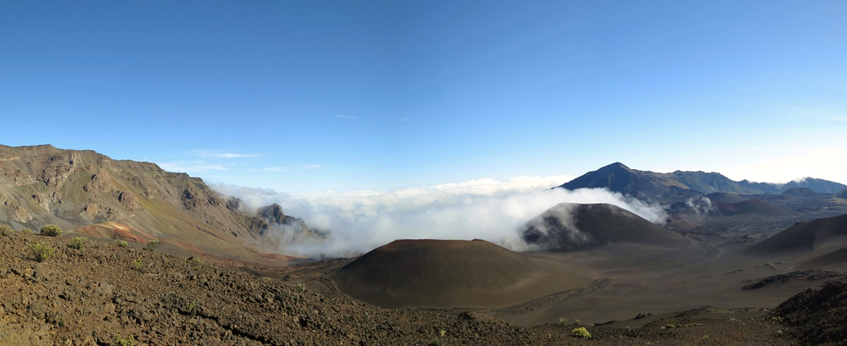 Haleakala National Park | © Eric Titcombe