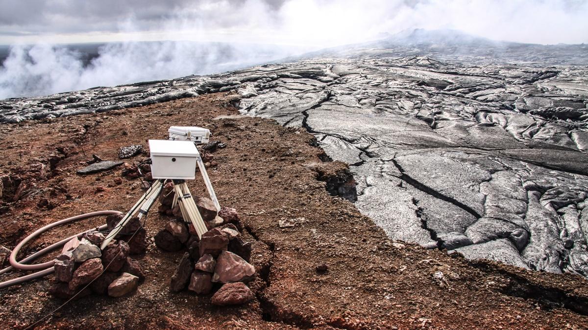 NP Havajské sopky | © U.S. Geological Survey
