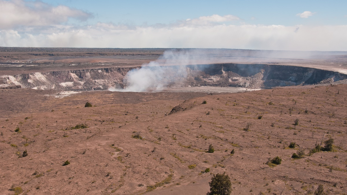 NP Hawaii Volcanoes | © Graeme Churchard
