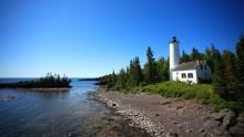 Národní park Isle Royale: Informace, fotky, rady atipy pro návštěvníky